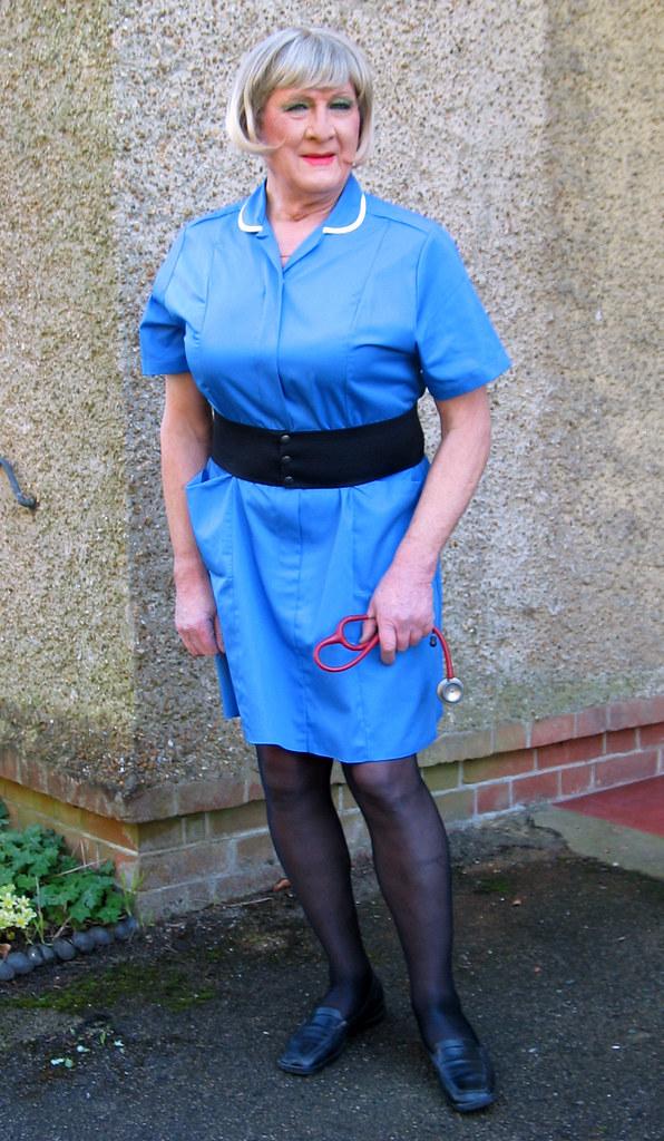 Katienursefrnt-003 (fionaxxcd) Tags: crossdresser crossdressing transvestite  trannie tranny m2f mtf tgurl