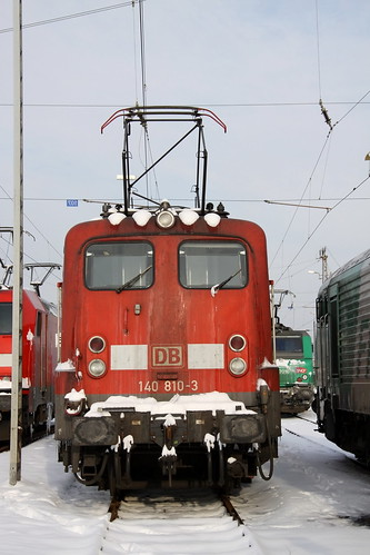 DB Schenker 140 810-3 Trier-Ehrang Rbf