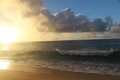 IMG_1437 (michelleingrassia) Tags: banzaipipeline northshore oahu hawaii hi sunset beach