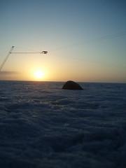 Is på fjorden (Filips Foto Hjørne) Tags: sunrise solopgang ice seaice