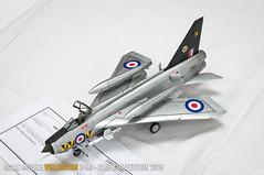 RAF English Electric Lightning F6 - Kevin Trew