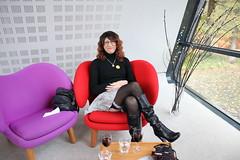 IMG_4769 (Kira Dede, please comment my photos.) Tags: kiradede kirad 2016 crossdresser copenhagen upskirt lingerie stockings ordrupgrd
