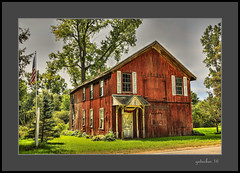 Wagon Works Horton MI (the Gallopping Geezer '4' million + views....) Tags: building structure old historic wagonworks horton mi michigan manufacturing 1870 rural smalltown backroad backroads country countryside canon 5d3 sigma 24105 geezer 2016