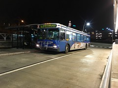 CTtransit 2001 New Flyer D40LF #122 on Route 161 (MTA3306) Tags: 122