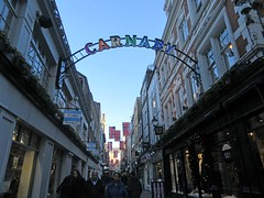 Christmas Shopping in London (isisjem22) Tags: london libertyoflondon fortnumandmason harrods shopping christmas november 2016
