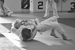 rollin & tumblin Judo style (francorbett) Tags: judo judofrance judocompetition judoducondom condom gers gascony judofederationfrance brothers blackandwhitesports