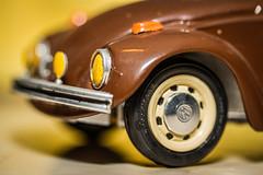 Macro Mondays: Beatles/Beetles (www.marnickwijffels.be) Tags: macromondays macro beatlesbeetles car miniatuur vw front