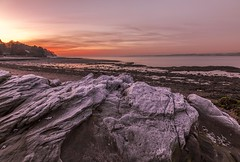 Tonights Sunset on the Firth of Forth (Geoff Threadgill) Tags: ngc npc coth5