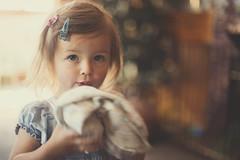 Quiet (bkiwik) Tags: cute girl baby indoors indoor face eyes portraiture portrait beautiful beauty cuteness innocent innocence nz newzealand canonnz canon quiet shy