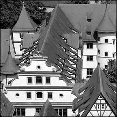 - Tbingen - (HORB-52) Tags: tbingen badenwrttemberg berndsontheimer kirche kirchturm eglise curch