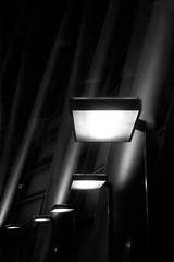 Dortmund - Public library (Picturepest) Tags: schwarzweis schwarzweiss sw bw blackandwhite blackwhite monochrome photography photo foto fotografie black white einfarbig dortmund germany allemagne germania alemania deutschland europa europe gebude building architecture architektur lamp light lampe