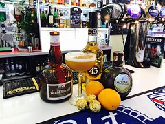 Our suggested serve this month is the Chocolate Orange Christmas Cocktail >>> Mozart, Licor 43, Grand Marnier and Orange Juice. Dusted with chocolate and a slice of orange. Tasty? I think so... 🍊🎄#cocktails #edxmas #edinburgh #fes (The City Cafe Edinburgh) Tags: instagram city cafe edinburgh food diner eating bar drinking scotland citycafe