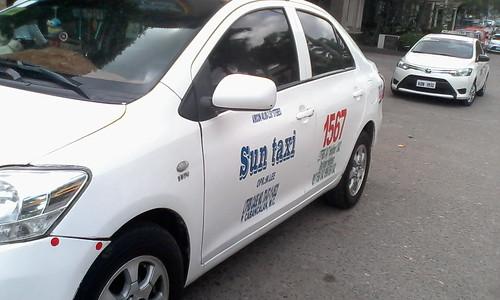 sun taxi