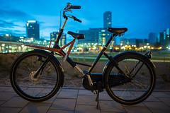 Fr8 (Roderick van der Steen) Tags: amsterdam evening bokeh sloterdijk fr8 workcycles 24mmf14g sonya7s