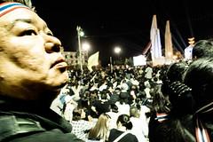 BangkokShutdown_JuliaGorlt-19 (julia.gorlt) Tags: people thailand tents bangkok protest demonstration shutdown