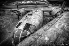 Military Air Base (F.T.Aiello) Tags: abandoned frank lost aviation places airbase aiello