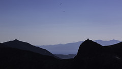 IMA_0777 Soaring to the Heavens (foxxyg2) Tags: blue sky mountains shadows silhouettes churches hills greece greekislands cyclades naxos islandhopping islandlife
