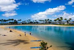 081107.103524 (nsphotosofaloha) Tags: ocean waikiki hawaiiphotos islandspacific fromhawaiihiltonhotel lagoonbetweenhawaiihiltonandalawaimarina photosofalohawwwphotosofalohacomdaybeach parkhawaiian