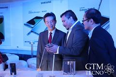 Presentación de Samsung en Guatemala