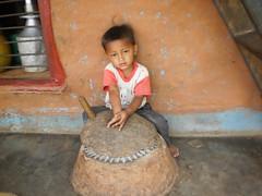 Nepal Life (www.adrenalinenepal.com) Tags: travel nepal color colour green landscape asia explore villagelife localboy nepallife lovenepal campnepal villagelifenepal