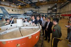 Visit of Panel to the Government Flying Service (2015.10.07) (www.legco.gov.hk) Tags: hanger gfs governmentflyingservice      honchungkwokpan    honipkwokhim drhonlamtaifai honchanchichuen  honmafungkwok honyiusiwing