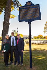 10.23.15_pc_marker150_8844 (Penn Charter) Tags: marker historical penncharter quakerschool