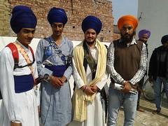 Sikh Youth Federation Bhindranwala (Harpreet Singh Khalistani-SYFB) Tags: fateh ki deg teg khalsa jeet panth
