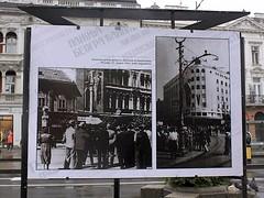 World War II Images (oxfordblues84) Tags: wet water rain europe serbia rainy belgrade vikingrivercruise terazije overcasst теразије passagetoeasterneurope