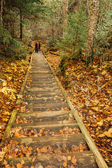 The Staircase (krwitschen) Tags: minnesota canoe route staircase area waters portage boundary boarder