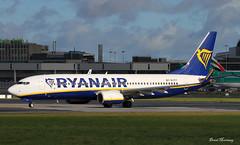 Ryanair 737-800 EI-FIT (birrlad) Tags: ireland dublin airplane airport taxi aircraft aviation airplanes international airline boeing ryanair airways airlines departure takeoff runway dub airliner 737 departing taxiway b737 737800 b738 7378as eifit