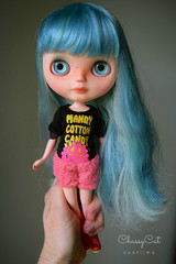 Mandy Cotton Candy Custom
