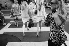 (davidteter) Tags: sanfrancisco halloween ricohgrdigital polkstreet polkgulch whitegirls