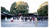 Wedding Ceremony (Toudai) Tags: leica f45 fujifilm m5 15mm meijijingu superwideheliar