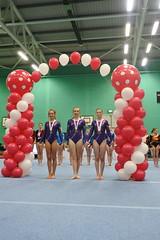1,2,3 beam winner (gavinkenyon564) Tags: bronze club silver gold open yorkshire competition medal beam podium gymnast gymnastics finals gym huddersfield 2015 championhips