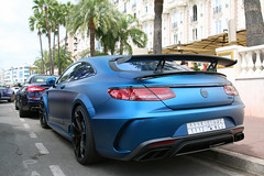 Mercedes-Benz Mansory S 63 AMG Coup (Instagram: R_Simmerman) Tags: blue summer france harbor cool boulevard cannes s casino monaco 63 mercedesbenz saudi arabia carlo monte tuning rare coup amg supercars 2015 sportcars mansory hypercars monacocars cannescars carsofmonaco carsofcannes