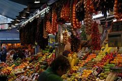 Mercat de la Boqueria. (mcgrath.dominic) Tags: barcelona spain larambla mercatdelaboqueria