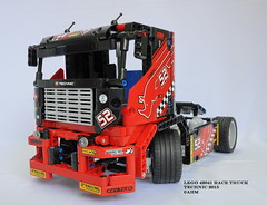 LEGO Technic 42041 Race Truck (KatanaZ) Tags: lego technic racetruck lego42041