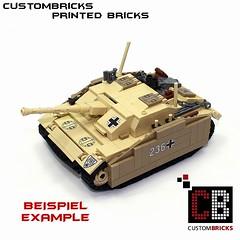 Lego Custom Panzer Tank StuG 3G Afrika CB02-E (LA-Design2012) Tags: door tile pattern tank lego wwii luke fliese bunker round ww2 hatch custom mbt printed armored panzer halftrack bundeswehr reinforced 2x2 klappe sdkfz einstieg 4150 custombricks beruckte 4150px18 4150pb139 4150pb119 4150px24 panzerklappe 4150px panzerluke