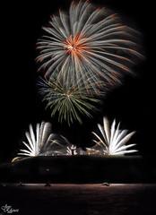 9.000.000 de visitas (Urugallu) Tags: color luz canon mar flickr fiesta asturias gijon xixon fuegosartificiales visitas reflejos composicion santacatalina 70d joserodriguez 9000000 urugallu