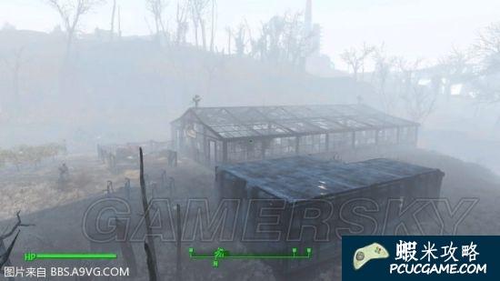 異塵餘生4 格雷花園改造效果 格雷花園聚落建設效果