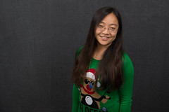Holiday Party Photo Booth Ugly Sweater Contest (uoeducation) Tags: christmas winter party people holiday silly college smile goofy oregon pose happy lights office sweater funny university unitedstatesofamerica aaron contest joy group competition eugene uo ugly laugh gathering lit montoya coe uofo universityoforegon uoregon collegeofeducation uocoe