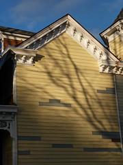 newtown9 (daily observer) Tags: shadows buckscounty victorianhouse newtownpa
