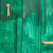 Green Door in Archanes