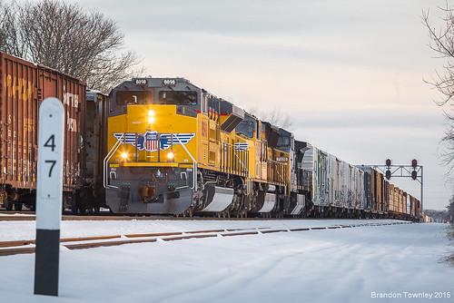 Shiny Union Pacific