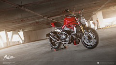 Ducati Monster 1200 S (Mos Lin) Tags: monster mos photo nikon b2 ducati dmv brembo d800 1200s profoto ecotech rizoma proti  mosphotos ducabike