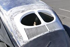 1970 split window bug (bballchico) Tags: vw volkswagen bug 1970 4inchchop 8inchstretch splitwindow goodguys goodguysspokane 1970s chaddomas volksrod