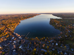 Home (Matt Champlin) Tags: skaneateleslake skaneateles aerialphotography aerial dji djiphantom4 phantom4 fall autumn november fingerlakes dronephotography drone drones village country rural nature life sunset