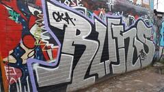 Runz... (colourourcity) Tags: streetart streetartaustralia graffiti melbourne burncity awesome colourourcity nofilters runs runz envy cka tsf