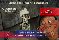 Will Walter TRUMP Bubba-J (Ancho.) Tags: jeffduham comediian bubbaj trump wonaldgrump puppets politics