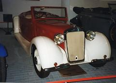 Delage D6-60 Roadster (1937) (andreboeni) Tags: classic car automobile cars automobiles voitures autos automobili classique voiture retro auto oldtimer delage citroen traction avant cabriolet roadster convertible cabrio d6 60 d660 spider